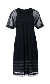 Kleid aus Technomesh