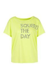 T-Shirt - 402/neon lime