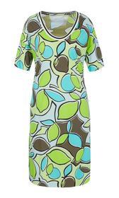 Kleid mit Lemon-Print