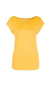 T-Shirt - 436/saffron yellow