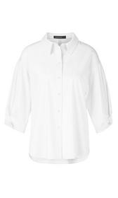 Hemd aus Baumwolljersey