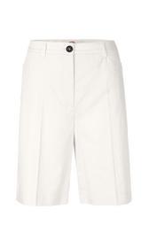 High-Waist-Baumwoll-Shorts