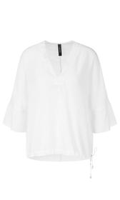Blusenshirt, white