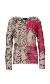 Print-Pullover 100 % Made in Germany