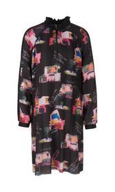 Kleid mit Bungalow-Print