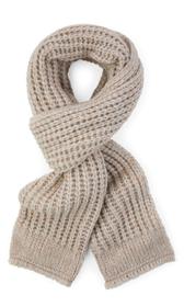 Warmer Strickschal Knitted in Germany