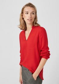 Bluse langarm - 3123/red