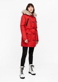 Mantel langarm - 3123/red