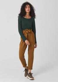 T-Shirt langarm - 7962/dark green