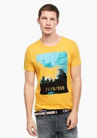 T-Shirt kurzarm - 1394/honey