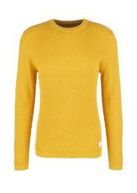 Pullover langarm - 1394/honey