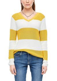 Pullover langarm - 15G0/golden yel