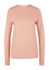 Pullover langarm - 20W0/light oran