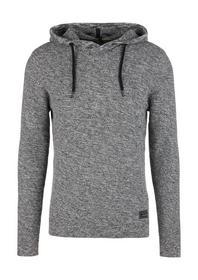 Pullover langarm - 98W0/Grey / Bla