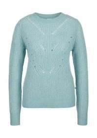 Pullover langarm - 6550/vintage bl