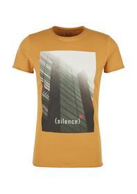 T-Shirt kurzarm - 15D2/honey must