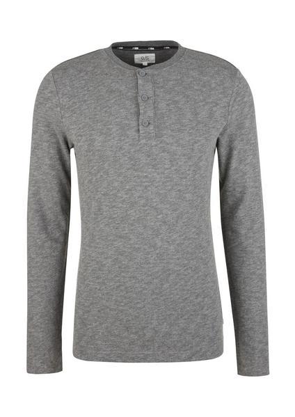 Pullover langarm - 9730/dark grey