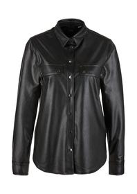 Bluse langarm - 9999/black