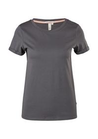 T-Shirt kurzarm - 9858/asphalt
