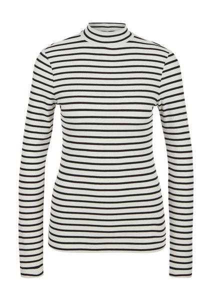 T-Shirt langarm - 02G0/White