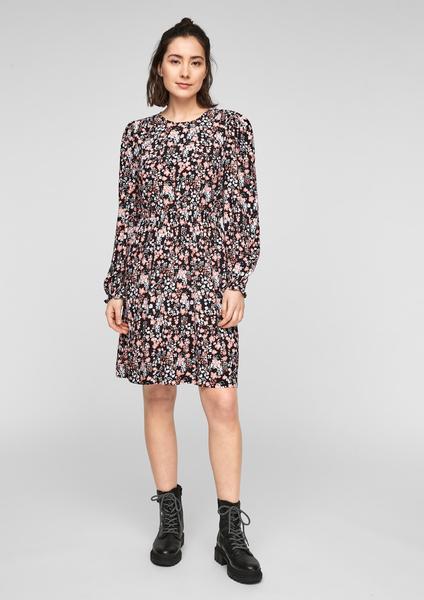 Kleid lang - 99A5/Grey / Bla