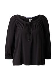 Bluse 3/4 Arm - 9999/Grey / Bla