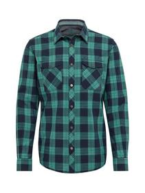 ray mutlicol. slub check shirt