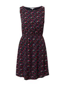 easy print dress - 15552/Flower Print Dark Blue