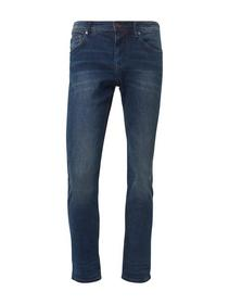 slim AEDAN blue denim - 10281/mid stone wash denim