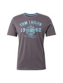 logo tee - 10899/Tarmac Grey