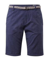 chino shorts yarndye w.belt