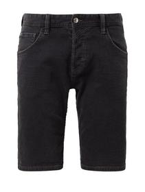 regular organic denim shorts