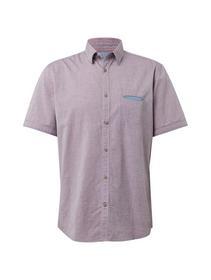 ray cross dobby stripe shirt