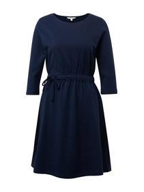 jersey mini dress - 10748/True Dark Blue