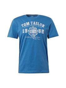 logo tee - 10914/Midsummer Blue