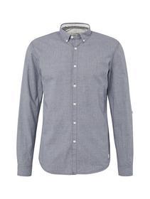 longsleeve melange shirt