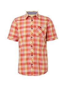 ray peached bright check