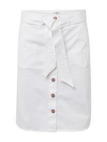 skirt buttoned chino