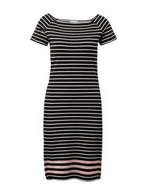 dress jersey with stripes