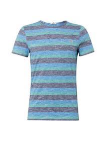 multicol fine stripe t-shirt