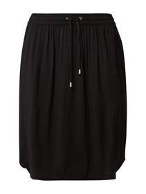 fluent mini skirt