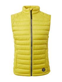light weight vest - 18264/celery yellow