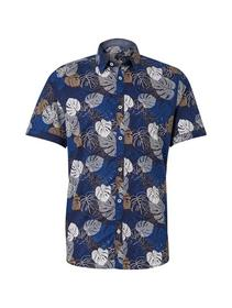 ray print package shirt