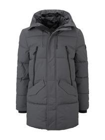 tech puffer jacket