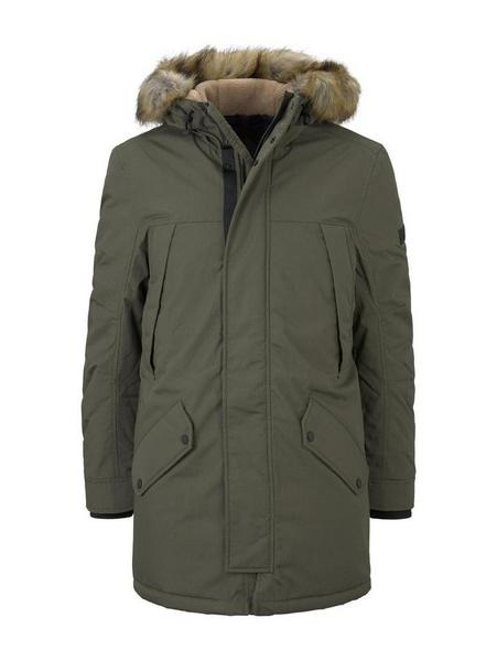 authentic parka