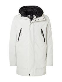 parka with hood - 11190/Dusty White