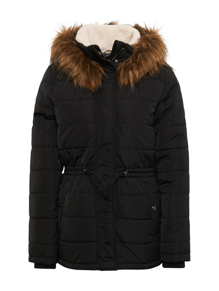 feminine padded jacket