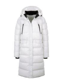 padded long coat
