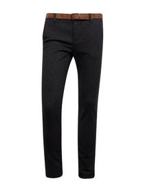straight chino structured - 18944/black grindel mi