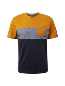 t-shirt with cutlines